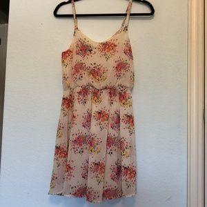 Nordstrom Lush floral sundress